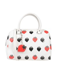 Cafe'noir Cafenoir Handbags White