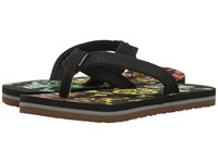 Billabong Stoked Sandal Little Kid Big Kid Skull Men's Sandals Blue