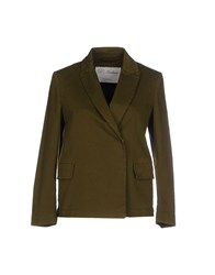 L'autre Chose L' Autre Chose Suits And Jackets Blazers Women Military Green