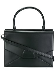 Bertoni 1949 Small 'Dafne' Tote Black