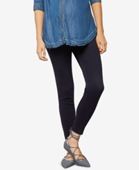 A Pea In The Pod Maternity Skinny Pants Classic Navy