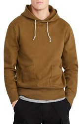 J.Crew Wallace And Barnes Slim Fit Hoodie Rustic Olive