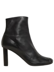 Joseph 90Mm Leather Ankle Boots