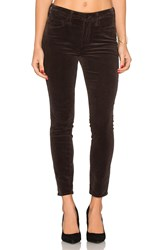 L'agence Margot High Rise Corduroy Skinny Jean Lead