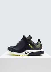 Comme Des Garcons Homme Plus 'S Nike Presto Tent Sneaker In Black Size 5 Synthetic Textile Rubber