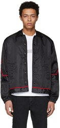 Wonders Black Hussar Coach Jacket