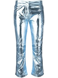 Rossignol Metallic Three Quarter Trousers Blue