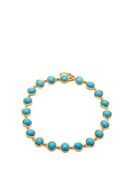 Irene Neuwirth 18Kt Gold And Turquoise Bracelet Yellow Gold