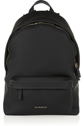 Givenchy Backpack In Black Coated Canvas