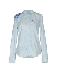 Tommy Hilfiger Denim Shirts Shirts Women