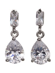 Phase Eight Crystal Droplet Earrings