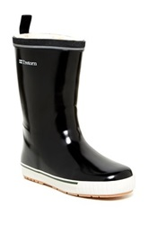 Tretorn Skerry Vinter Fleece Lined Rain Boot Black