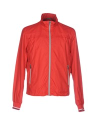 Geox Jackets Red
