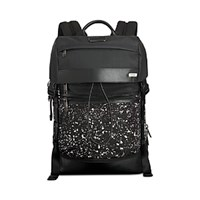 Tumi Alpha Bravo Kinser Flap Backpack Galaxy Print