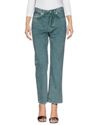 People Jeans Dark Green