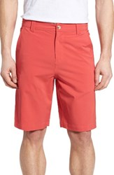 Columbia Men's Pfg Grander Marlin Ii Shorts Sunset Red