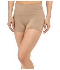Yummie Tummie Sam Boyshort Almond Women's Underwear Brown