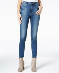 Articles Of Society Skinny Jeans Worn Blue