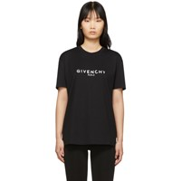 Givenchy Black Vintage T Shirt