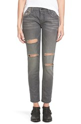 Junior Women's Vigoss Distressed Skinny Jeans