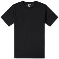 Hood By Air Cut Out Tee Black