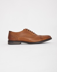 Base London Waltham Brogue Tan