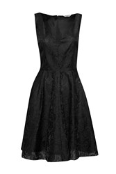 Great Plains Maria Lace Dress Black