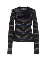 Paul Smith Ps By Cardigans Dark Blue