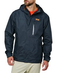 Helly Hansen Vancouver Shell Rain Jacket Black
