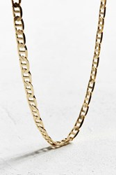 Vallour Italian Chain Necklace Gold