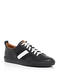 Bally Helvio Lace Up Sneakers Black