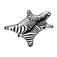 Jonathan Adler Zebra Stacking Dish Black And White