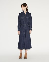 Kapital Denim All In One Dress Blue