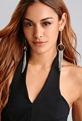 Forever 21 8 Other Reasons Omt Earrings Silver Gold