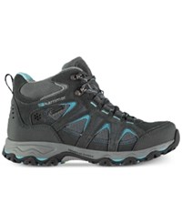 Karrimor Mount Mid Waterproof Hiking Boots From Eastern Mountain Sports Grey Blue