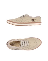 Cat Low Tops And Trainers Beige