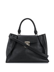 Ann Demeulemeester Classic Tote Bag Black