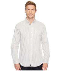 Dockers Long Sleeve Stretch Woven Shirt Natural Clothing Beige