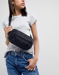 Weekday Bum Bag In Black