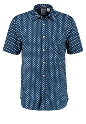 Dockers Bridges Standard Fit Shirt Moonlit Ocean Dark Blue