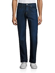 7 For All Mankind Austyn Relaxed Straight Leg Jeans Night Ridge