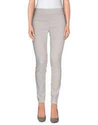 Transit Par Such Trousers Casual Trousers Women Light Grey