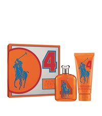 Ralph Lauren Big Pony Orange Gift Edt 75Ml Male