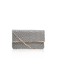 Miss Kg Haeleigh Clutch Bag Black