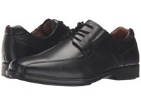 Hush Puppies Henning Workday Black Wp Leather Men's Shoes