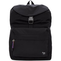 Paul Smith Ps By Black Zebra Backpack