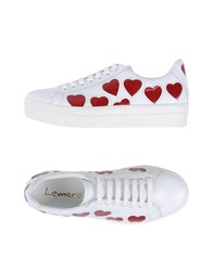 Lemare Sneakers White