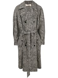 Damir Doma Clay Coat Black