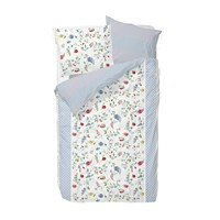 Pip Studio Hummingbirds Star White Duvet Cover Single