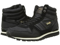 Gola Ridgerunner High Ii Black Black Men's Shoes